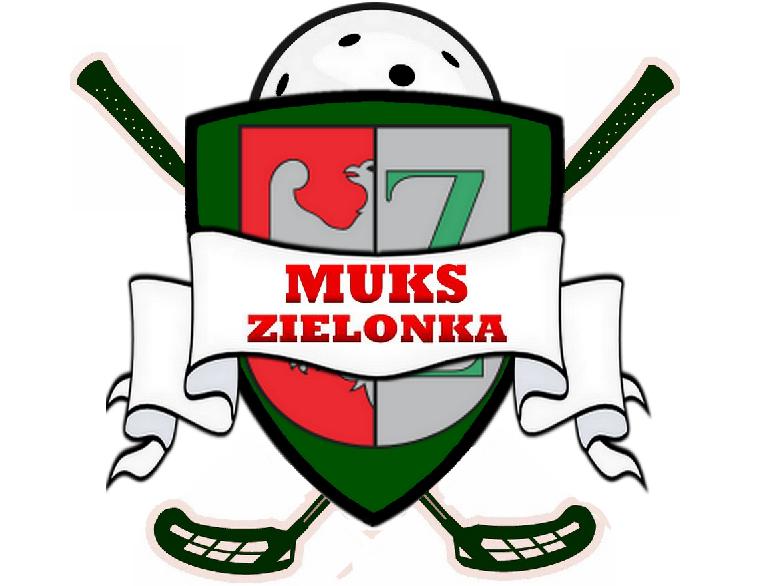 Znalezione obrazy dla zapytania muks zielonka logo